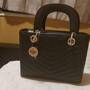 ARDENE quilted mini bag